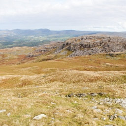 Foel Penolau and the Vale of Ffestiniog