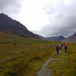 Through the Ogwen Valley