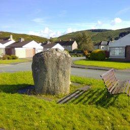 Maen Llwyd in Machynlleth