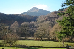 Moel Siabod from Capel Curig